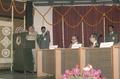 Pamulaparti Venkata Narasimha Rao Addressing - Inaugural Function - National Science Centre - New Delhi 1992-01-09 257.tif