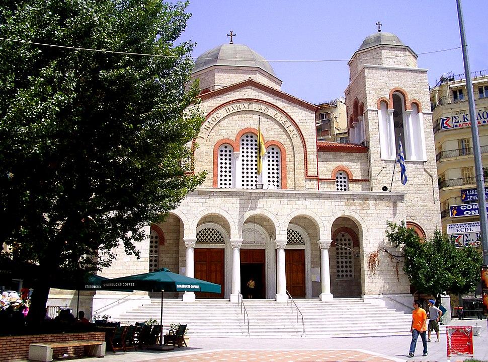 Panagia Deksia Church