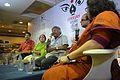 Panel Discussion - Pathaker Jannye Likhi Na Moner Tagide Likhi - Apeejay Bangla Sahitya Utsav - Kolkata 2015-10-10 5269.JPG