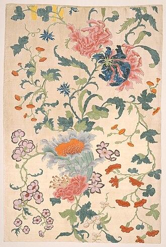 Textile arts - Image: Panel LACMA M.63.55.2