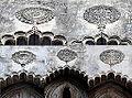 Panel of design over the Door-panel, Radhabinode's 'nabaratna' Temple,Tollygunge 24.jpg