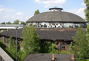 Roundhouse - Roundhouse in Berlin-Pankow.
