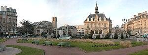 Vincennes - Image: Pano vincennes