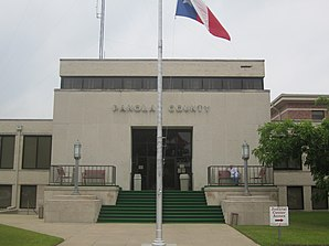 Panola County Courthouse
