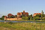 Panorama of Malbork Castle, part 6.jpg