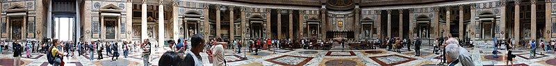 Pantheon Interior 360 Degree Panorama.jpg