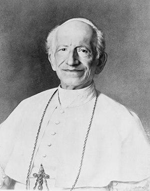 León XIII, Papa