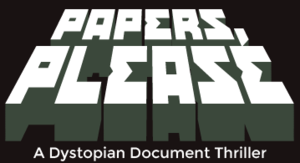 Immagine Papers Please - Title Logo.png.
