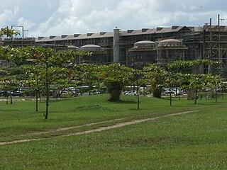 Oost, Suriname Resort in Para District, Suriname