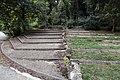 Parco di pratolino, vasca antistante la grotta di cupido, 02.jpg