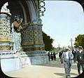 Paris Exposition Place de la Concorde, entrance gate, Paris, France, 1900 n4.jpg