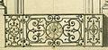 Paris détail d'un balcon de la place Vendôme 1718.jpg