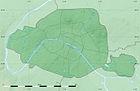 Paris department relief location map.jpg