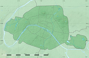 Paris department relief location map.jpg
