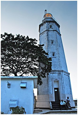 Bagacay Point Lighthouse - Image: Parola ng Bagacay (Bagacay Lighthouse)
