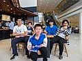 Participants of 2021 Tianjin Wikipedians Mid-Autumn Meetup.jpg