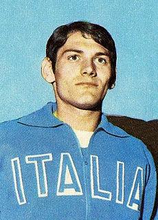 Pasqualino Abeti Italian sprinter