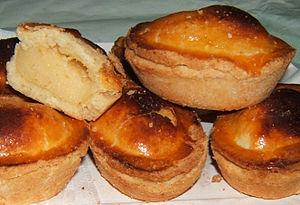 Pasticciotto - Pasticciotti filled with custard