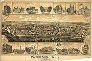 Paterson NJ 1880