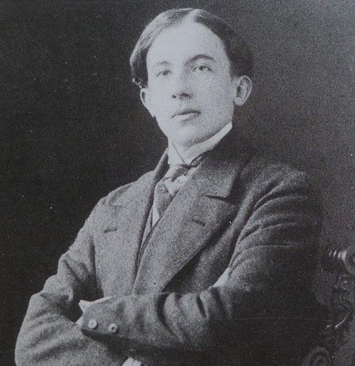 Paul Eluard vers 1911