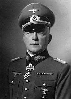 Paul Ludwig Ewald von Kleist German general during World War II