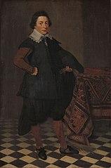 Portrait of Paul de Hooghe (1611-74)