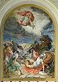 Paulus fällt vom Pferd Pfarrkirche Kastelruth.jpg