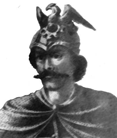 Pavle, Prince of the Serbs