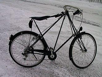 Pedersen bicycle - Image: Pedersen Bike