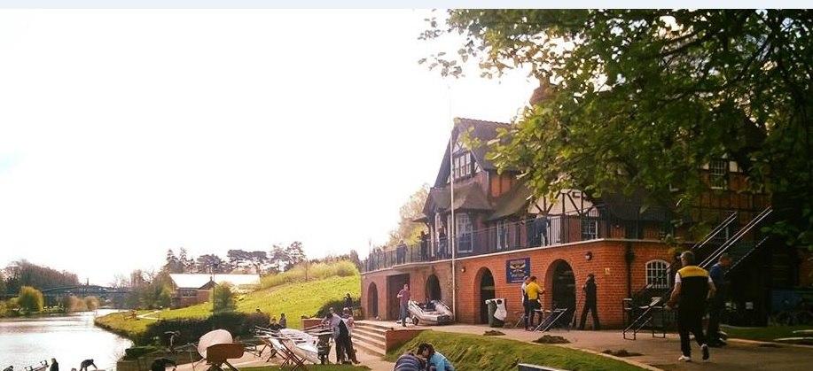 Pengwern Boat Club Club House