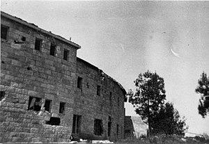Ma'ale HaHamisha - Image: Peperman building