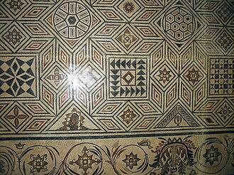 Vesunna Gallo-Roman Museum - Image: Perig musee 2