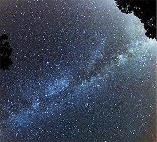 Starlight light from the stars