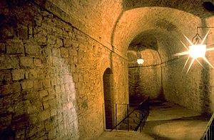 Perugia (Italy) - La Rocca Paolina