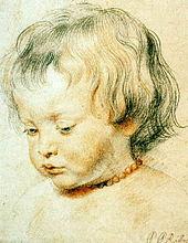 Bildnis seines Sohnes Nikolas, um 1619 (Quelle: Wikimedia)