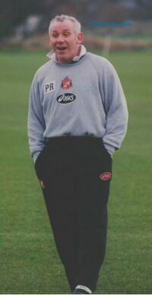 Peter Reid - Reid in 1998, during his tenure as manager of Sunderland