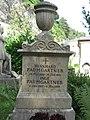 Petersfriedhof Salzburg - Paumgartner B 1.jpg
