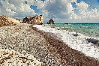 Kouklia - Petra tou Romiou beach