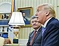 Petro Poroshenko and Donald Trump in the Oval Office, June 2017 (5).jpg