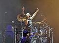 Phil Campbell and Mikkey Dee of Motörhead at Wacken Open Air 2013.jpg