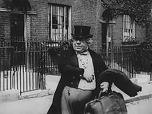 "John Bunny - John Bunny in ""The Pickwick Papers"" (1913)"
