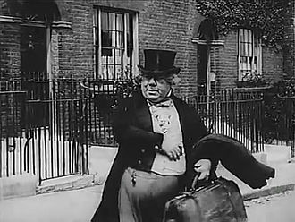 The Pickwick Papers (1913 film) - John Bunny in The Pickwick Papers