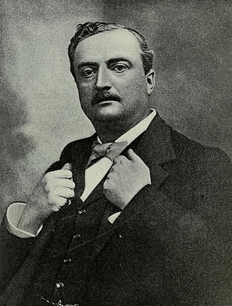United Kingdom general election, 1892 - Image: Picture of John Redmond