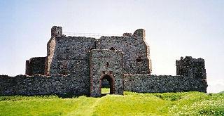 Piel Castle Grade I listed building in Cumbria, United Kingdom