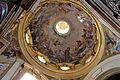 Pier dandini, ascesa di santa Maria Maddalena de' Pazzi con tutti i santi fiorentini, 1701, 01.JPG