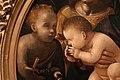 Piero di cosimo, madonna col bambino, san giovannino, santa cecilia e angeli, 1505 ca. 03.jpg