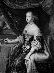 Queen Marie Thérèse of France