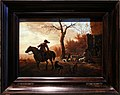 Pieter van laer, paesaggio con cacciatori, 1640 ca.jpg
