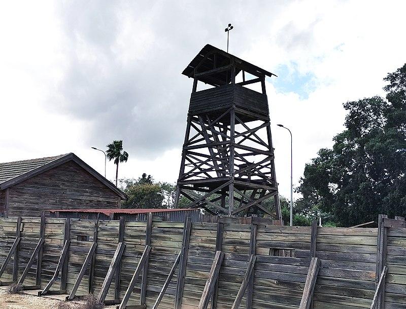 המוזיאון הפתוח בנגבה