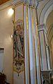 Pilastra amb fresc, església de sant Miquel, Benissivà.JPG